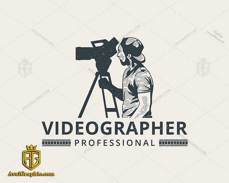 لوگو عکاسی و دوربین فیلمبرداری