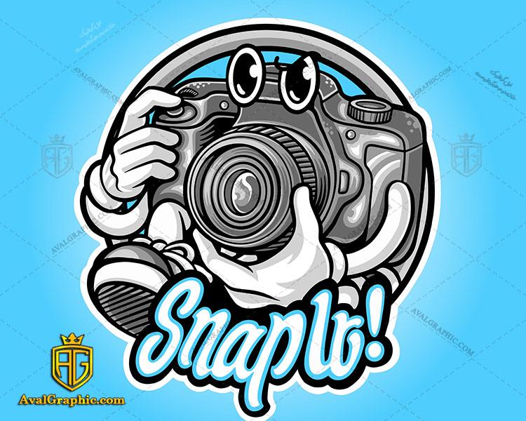 لوگو عکاسی و دوربین