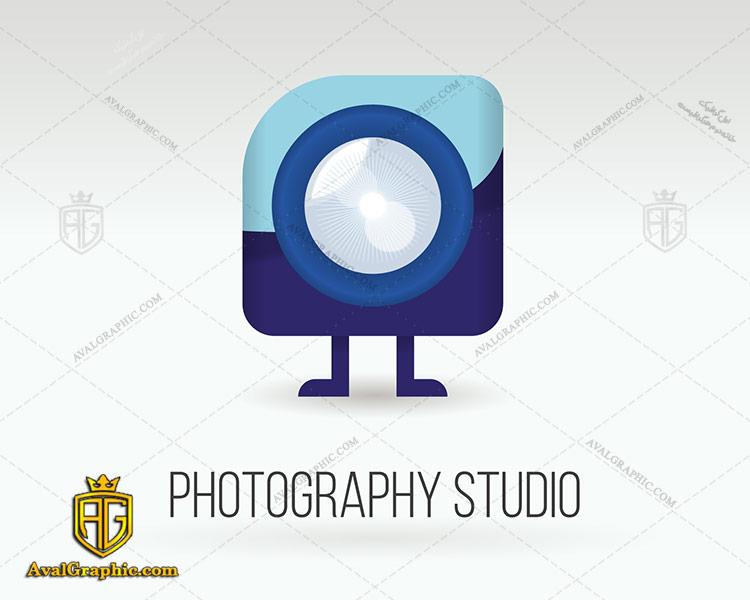 لوگو عکاسی و دوربین رفلکس