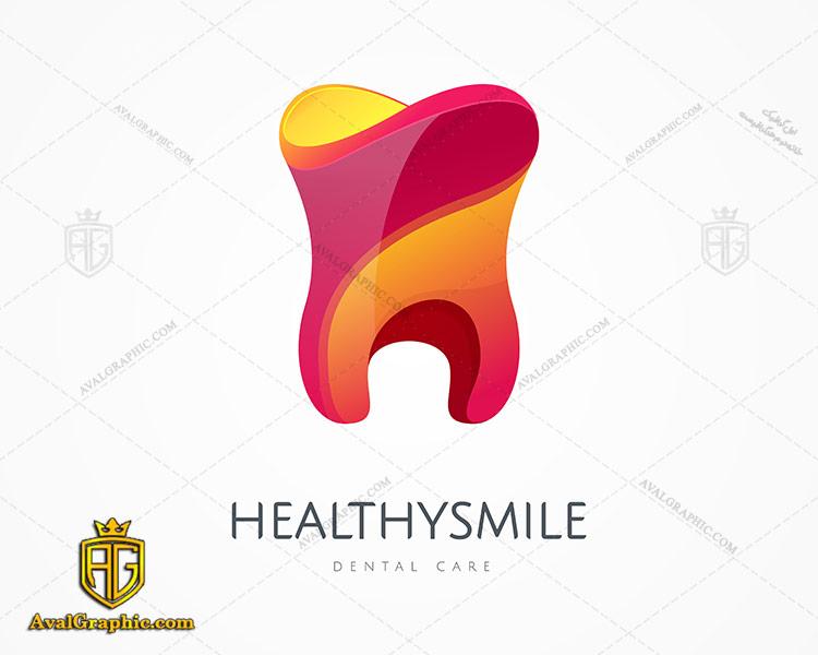 طراحی لوگو لایه باز دندانپزشکی