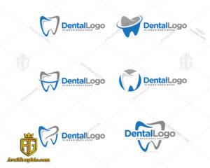 طراحی لوگو های دندانپزشکی