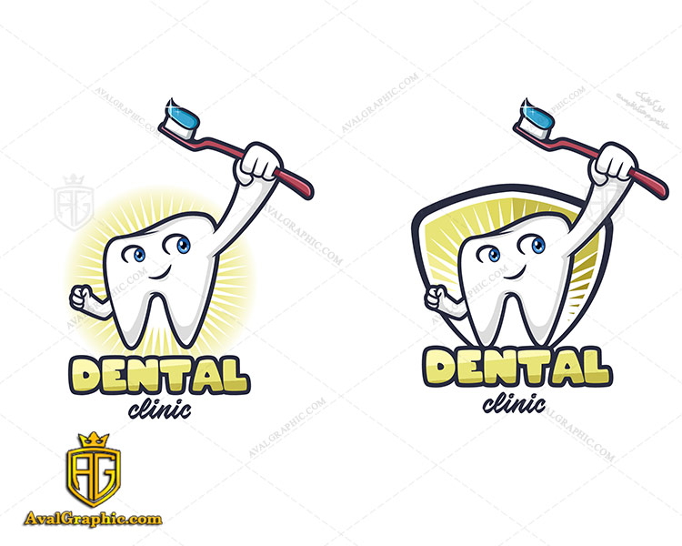لوگو کلینیک دندانپزشکی