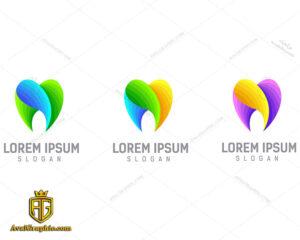 نمونه طراحی لوگو دندانپزشکی