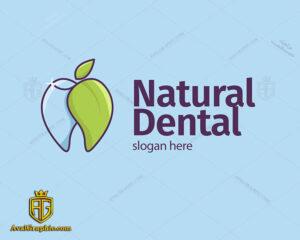 طراحی لوگو کلینیک دندانپزشکی و زیبایی