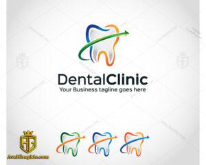 لوگو کلینیک تخصصی دندانپزشکی