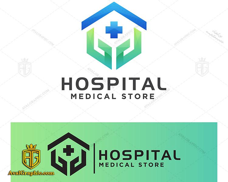 لوگو و نشان خدمات پزشکی