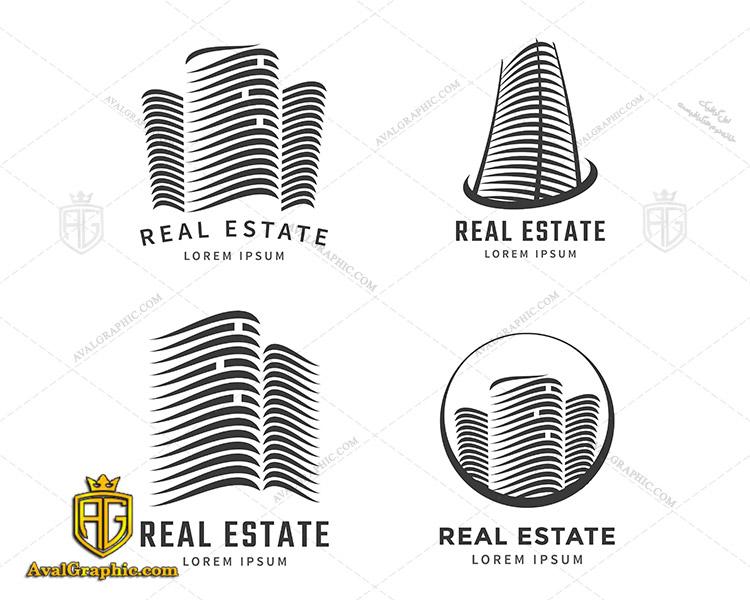 لوگو شرکت ساختمانی لوکس