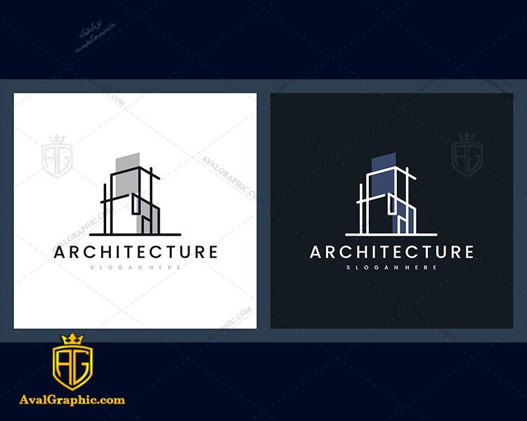 لوگو شرکت ساختمانی مونوگرام
