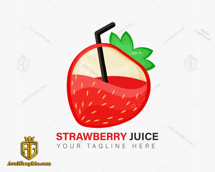 طراحی لوگوی نوشیدنی خنک