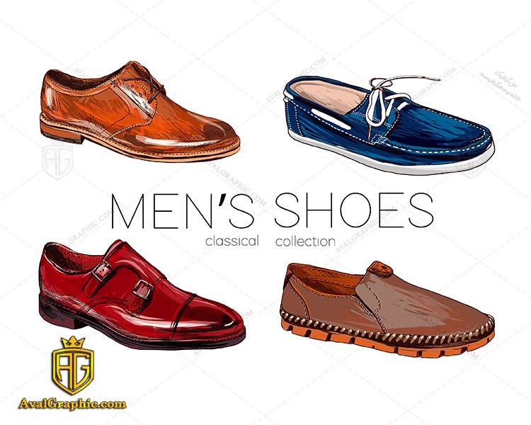 لوگو کفش فروشی مردانه