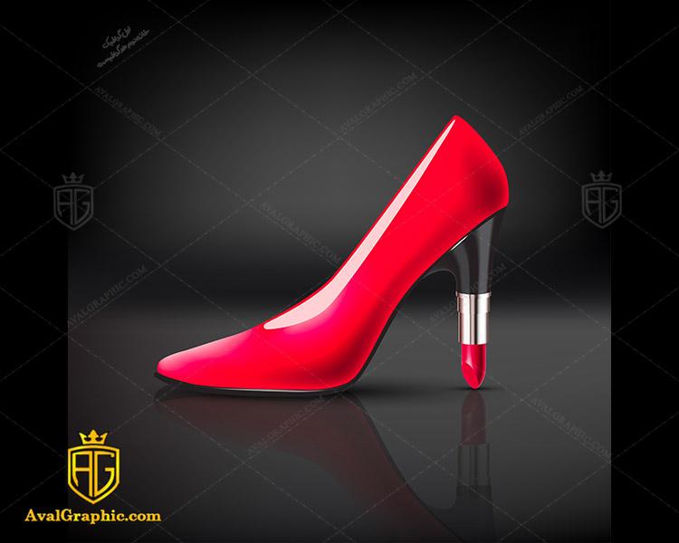 لوگو کفش فروشی و کفش مجلسی زنانه