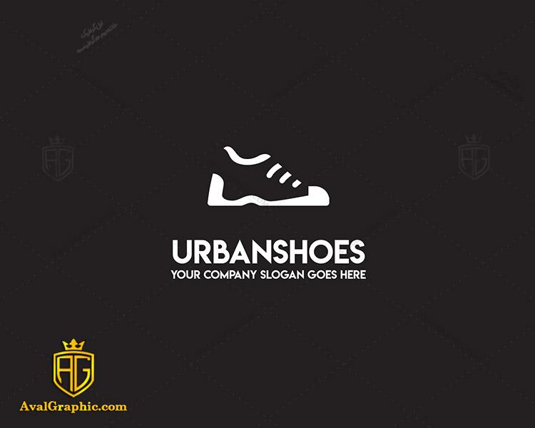 لوگو کفش فروشی و کفش شهری