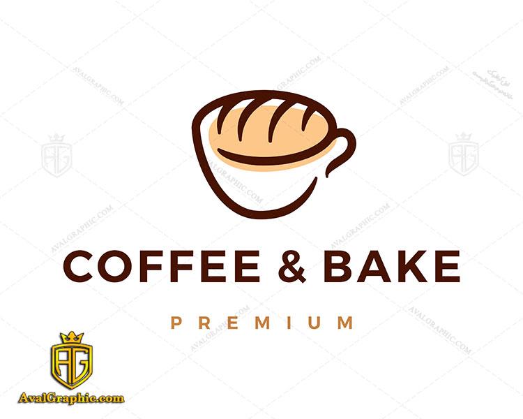 لوگو نان فانتزی و قهوه