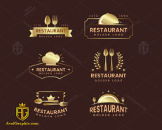 لوگو رستوران لاکچری