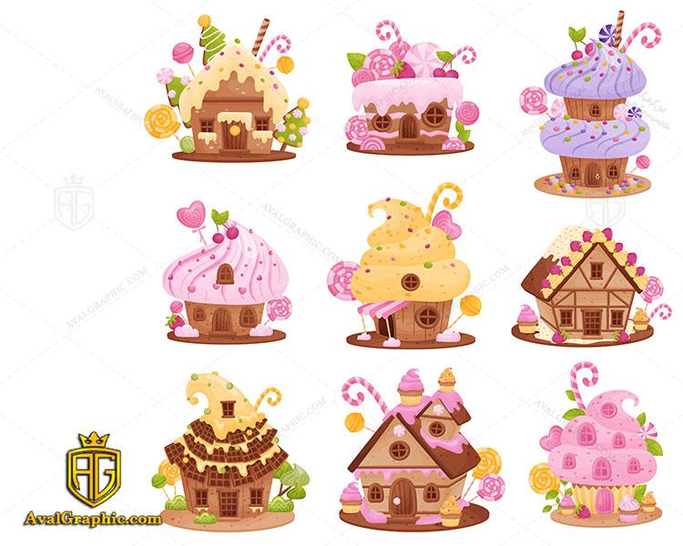 دانلود لوگو های کاپ کیک