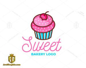 دانلود لوگو شیرینی خانگی