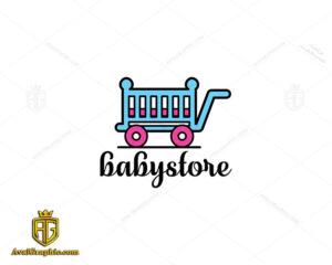 لوگو فروشگاه سیسمونی نوزاد