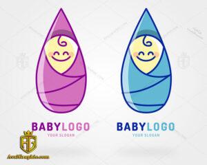 لوگو مناسب نوزاد