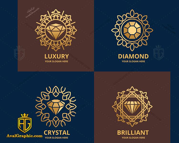 دانلود لوگو الماس