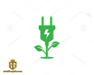 لوگو تاسیسات برق ساختمان