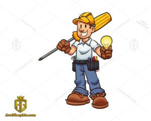 لوگو برقکار حرفه ای
